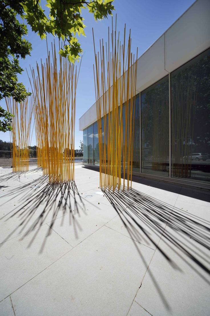 Landscape Feature - Belconnen Community Arts Centre