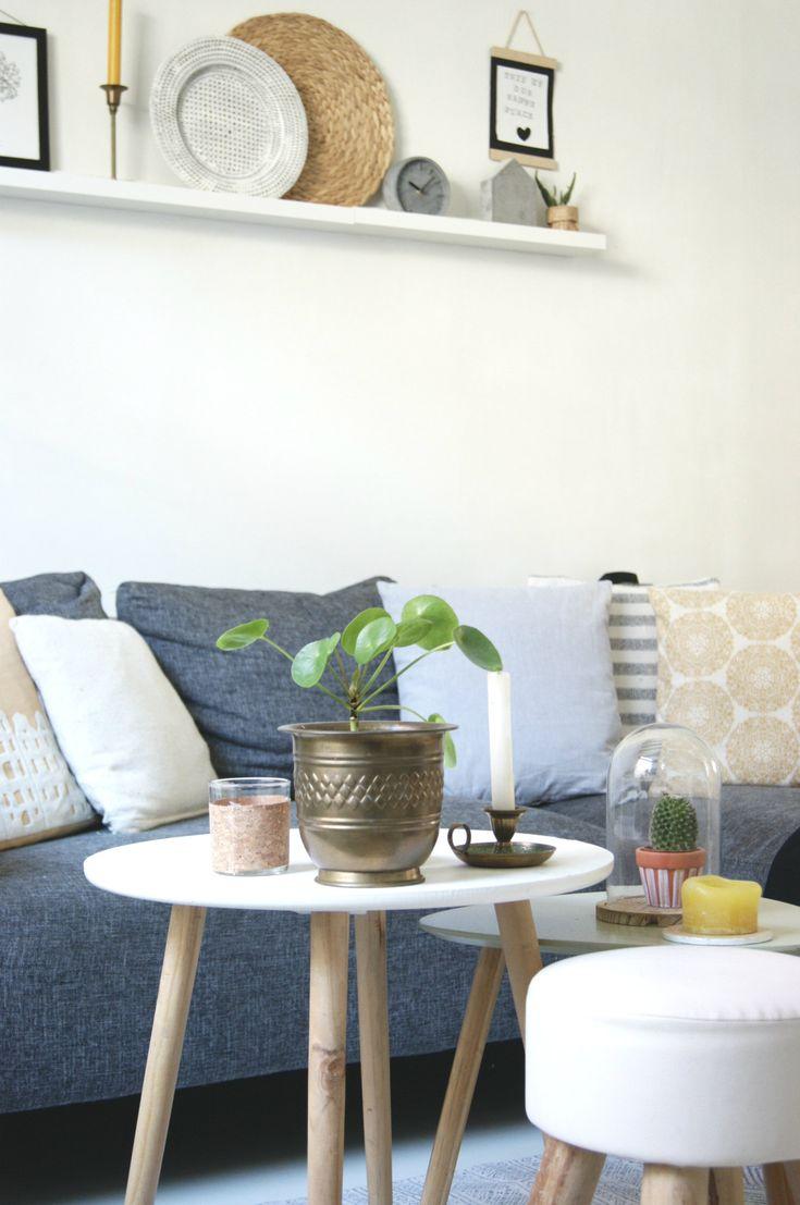 25 beste idee n over kleine woonkamers op pinterest for Kamer zelf inrichten