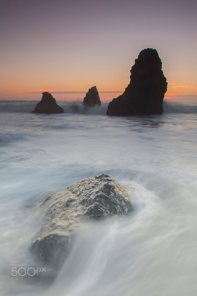 Rodeo Beach (California) by Seungho Yoo on 500px