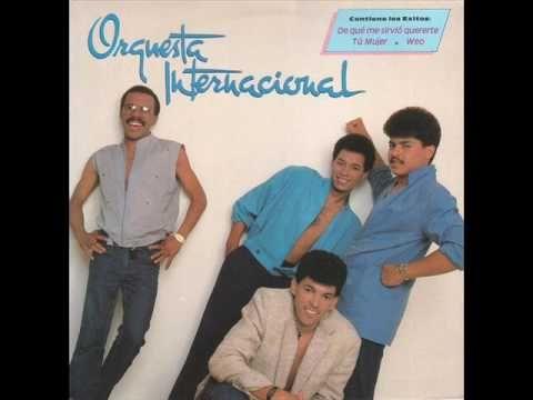 "Ramon Orlando & Orquesta Internacional ""Weo"""