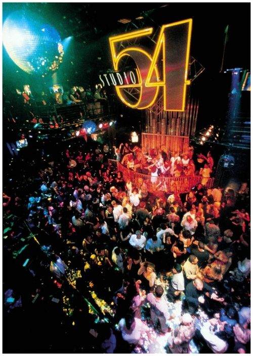 What I would have done to have gone to studio 54.