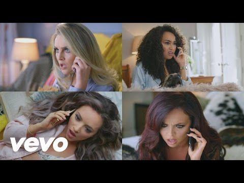 Little Mix - Hair ft. Sean Paul (Music Video)