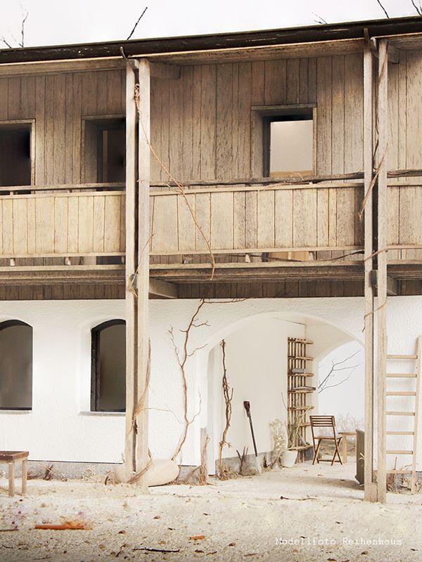 Masterarbeit Land Und Dichte Von Haosen Hu Technische Universitat Braunschweig Diese In 2020 Technische Universitat Architektur Studium Architektur Prasentation