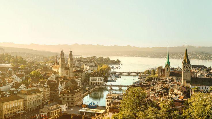 Über Zürich Tourismus   zuerich.com