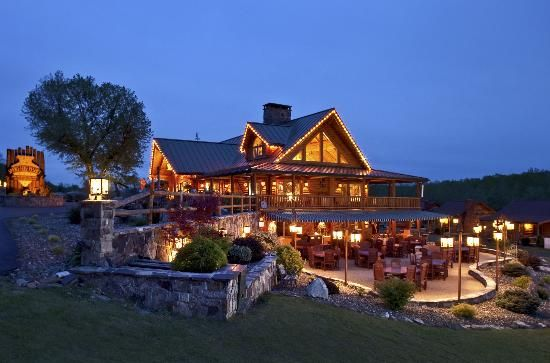 Smoke Hole Caverns & Log Cabin Resort (Cabins, WV) - Motel Reviews ...
