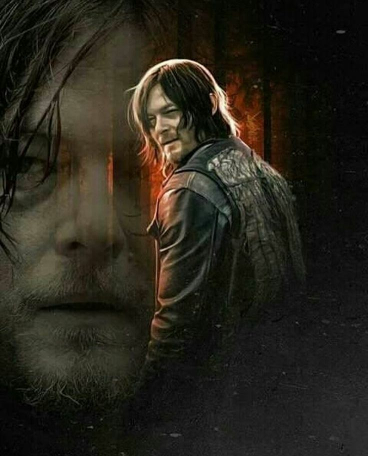 Norman Reedus as Daryl ❤️