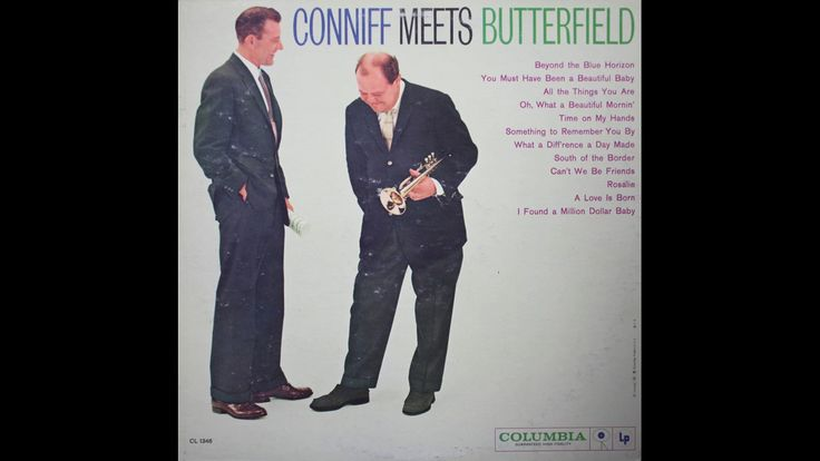 Ray Conniff Meets Billy Butterfield ‎– Conniff Meets Butterfield 1959 (f...