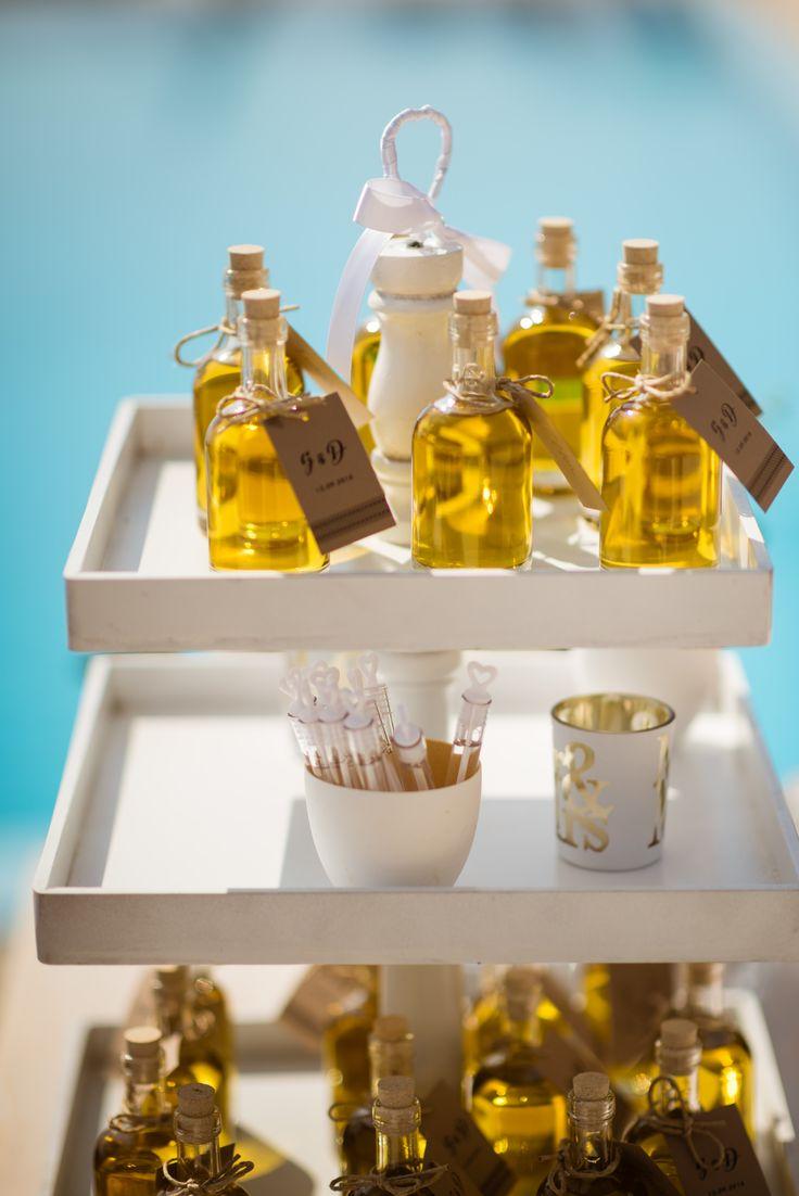 #guestfavors | M&A Mykonos Weddings | www.mamykonosweddings.com