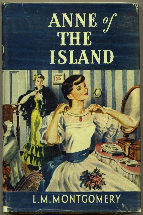 Anne of the Island by L. M. Montgomery - Australian Edition (Anne of Green Gables, Road to Avonlea)