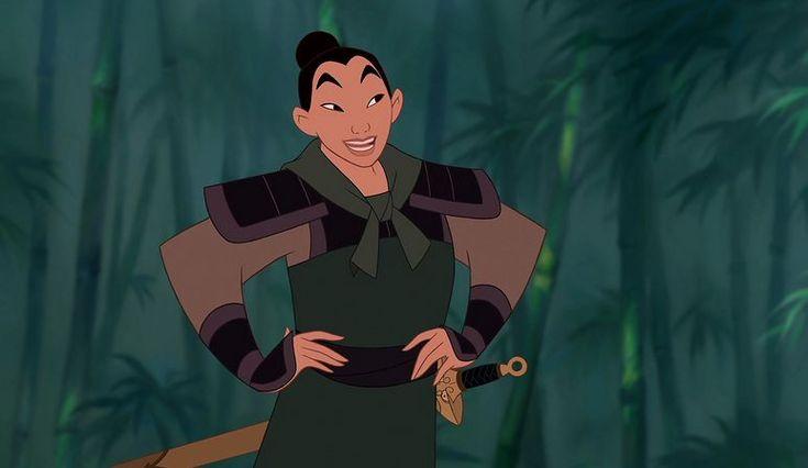 Mulan #hero #archetype #brandpersonality