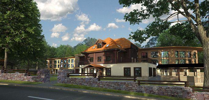 Wellness  hotel Zochova chata