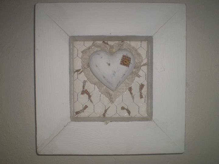 corazòn de madera