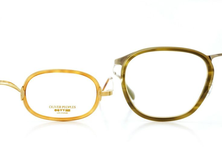 OLIVER PEOPLES [ DEAD STOCK FRAME ] FRED&TOWNSEND 1