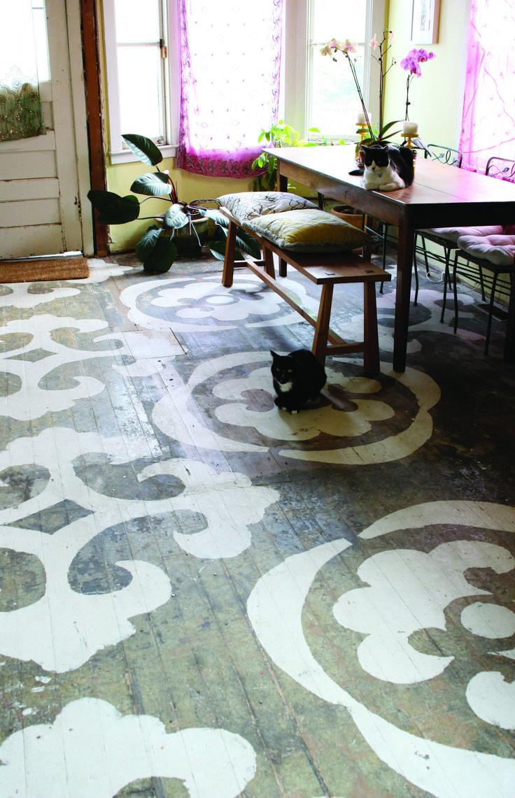 38 best Plywood Floors images on Pinterest | Homes, Flooring ideas ...