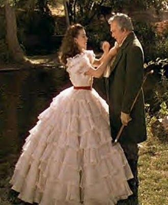"""Gone With the Wind, of course. But seriously...Thomas Mitchell. LOVE him. Until the day I die, I will have to leave the room when he cries as Uncle Billy in """"It's A Wonderful Life."""""""