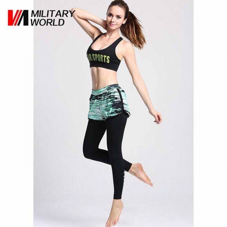 Womens Tight Sports Yoga Leggings High Elastic Running Basketball Training Fitness Joggings Gym Long Pants Trousers Clothing