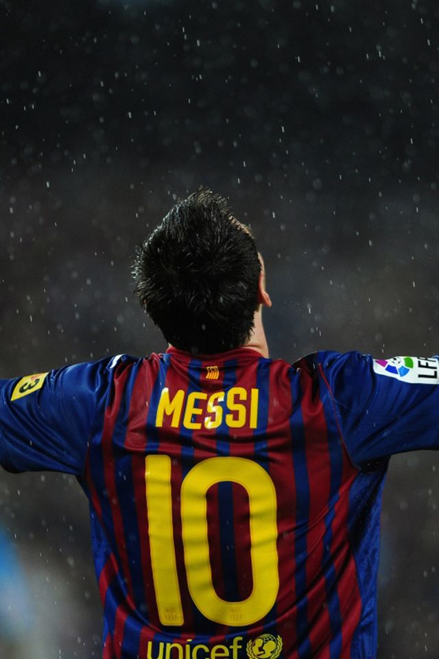 Lionel Messi #iPhone 4s #Wallpaper | iPhone 4(s) Wallpapers | Pinterest | Messi, Football and ...