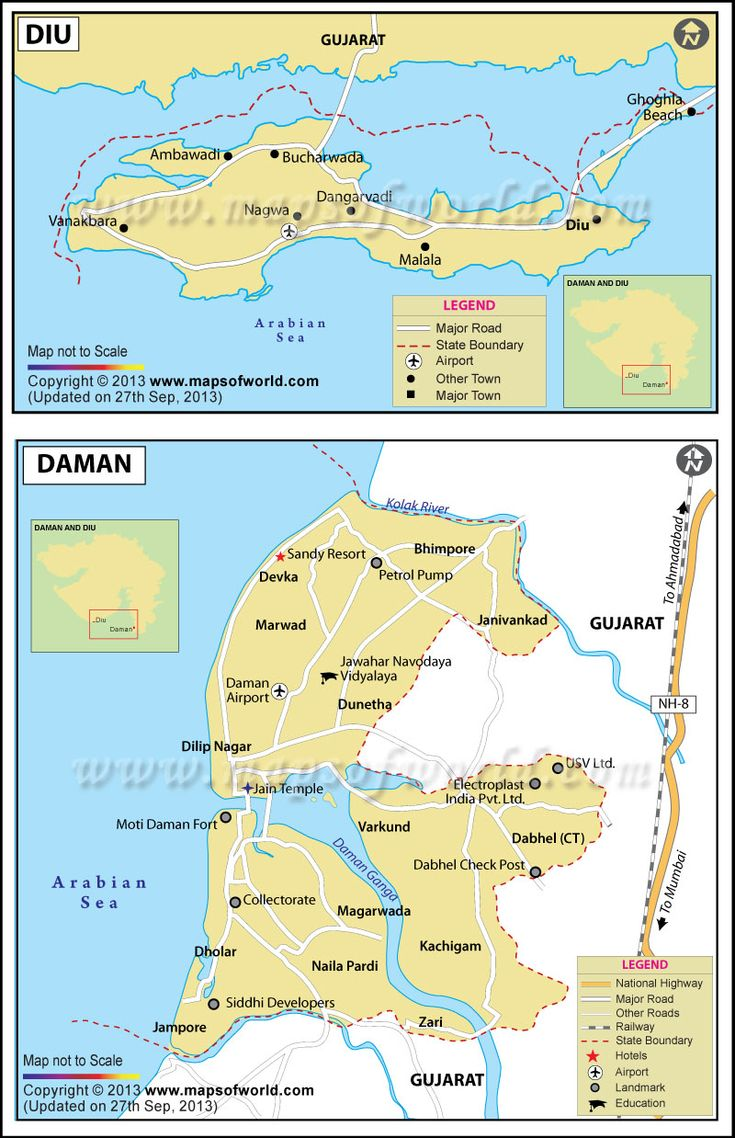 Check out the #Daman and #Diu #Map