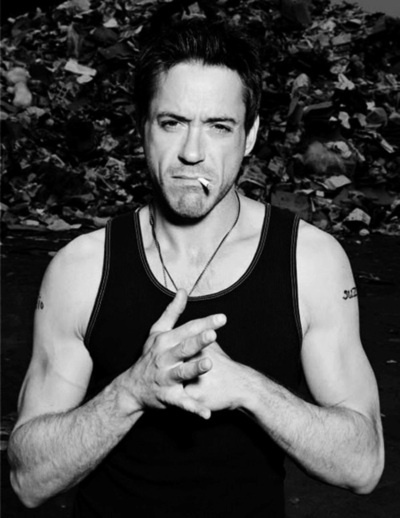 RDJ- bad boy, bad boy what you gonna do? what you gonna do when WE come for you?! ahaha