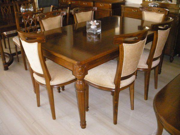 GR:Τραπεζαρία  νεοκλασικής αισθητικής EN: Neoclassic aesthetics dining room.