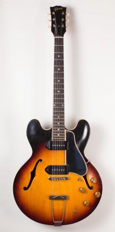 Gibson 330 D 1960 Sunburst