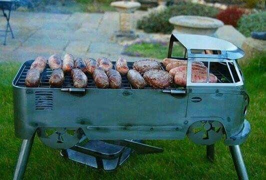 vw love bug braai grillen pinterest grill selber bauen selber bauen und grill. Black Bedroom Furniture Sets. Home Design Ideas