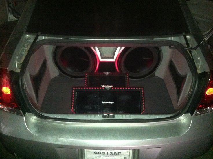 2005 impala custom trunk