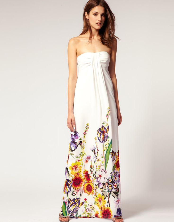 83 best Fashion-MAXI DRESSES images on Pinterest | Maxi skirts ...
