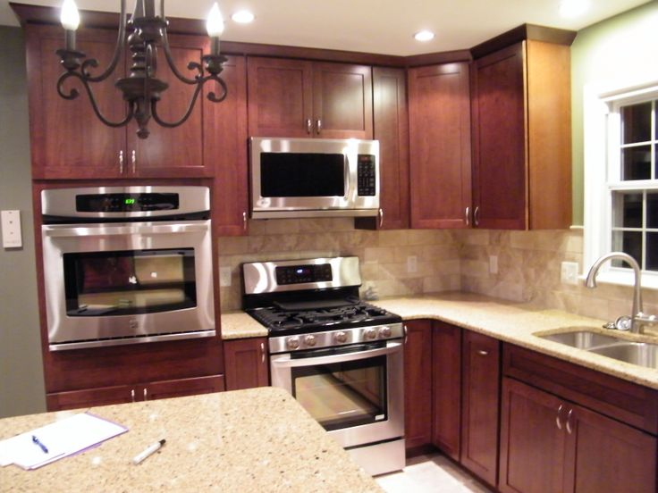 8 best my new kitchen 2013 images on pinterest kitchen for Kraftmaid microwave shelf
