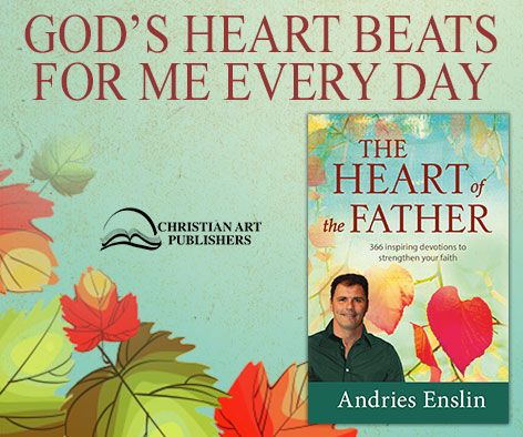 The Heart of the Father Andries Enslin #pinoftheday