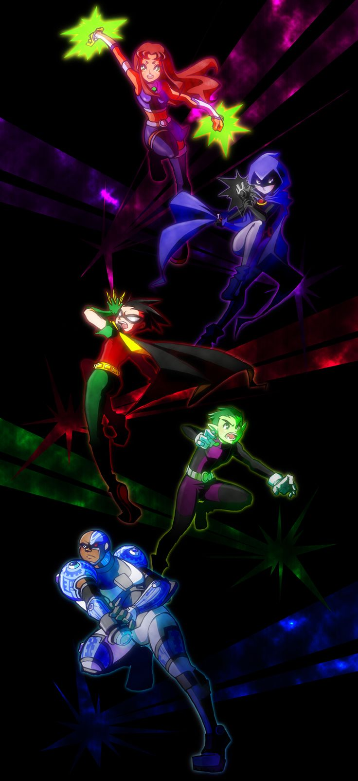 22 Best Deadly Love Images On Pinterest  Teen Titans -2149