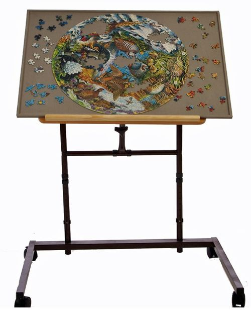 Amazing Top 5 Jigsaw Puzzle Tables