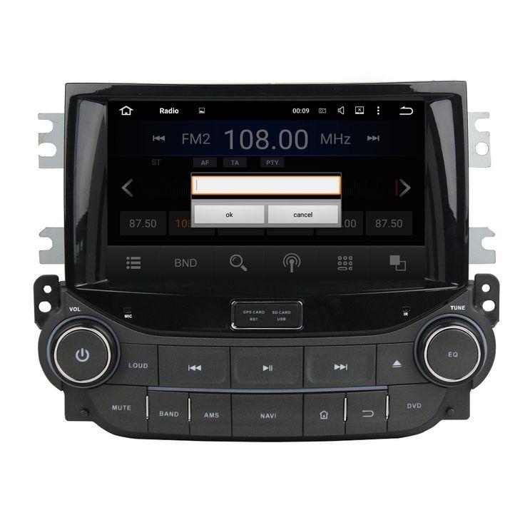 "1024*600 Quad Core 2 din 8"" Android 5.1 Car Radio dvd player for Chevrolet Malibu With GPS 3G WIFI Bluetooth TV USB DVR 16GB ROM"