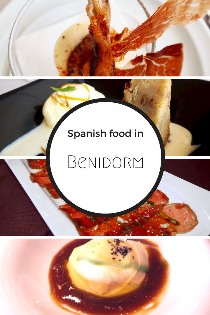 Where to eat Spanish food in Benidorm - it's not all kebab shops and all-inclusive buffets!