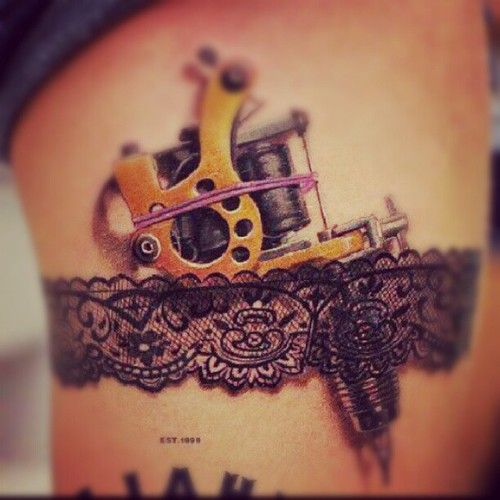 92 best embellished body images on pinterest ink tattoo for Blood poisoning from tattoo