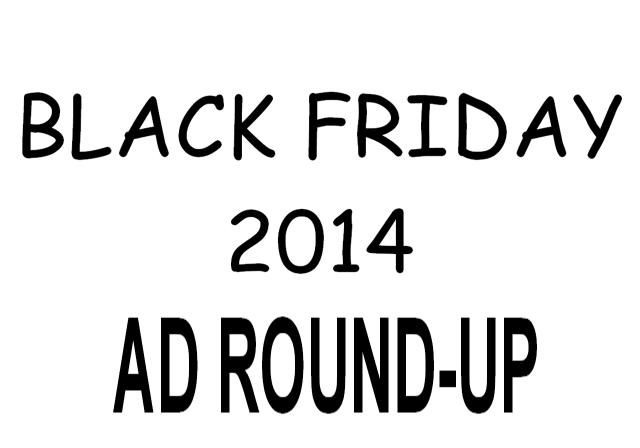 Black Friday TVs and Home Theater Sales Ad Round-Up for 2014