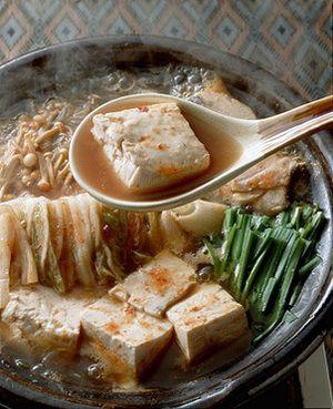 たらとキムチ入り韓国風スープ煮 | 有元葉子さんのレシピ【オレンジ ...
