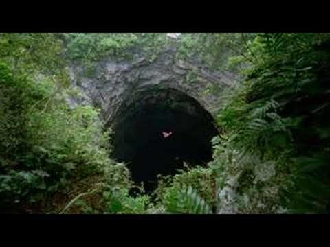 Cuevas - Sótano de las Golondrinas