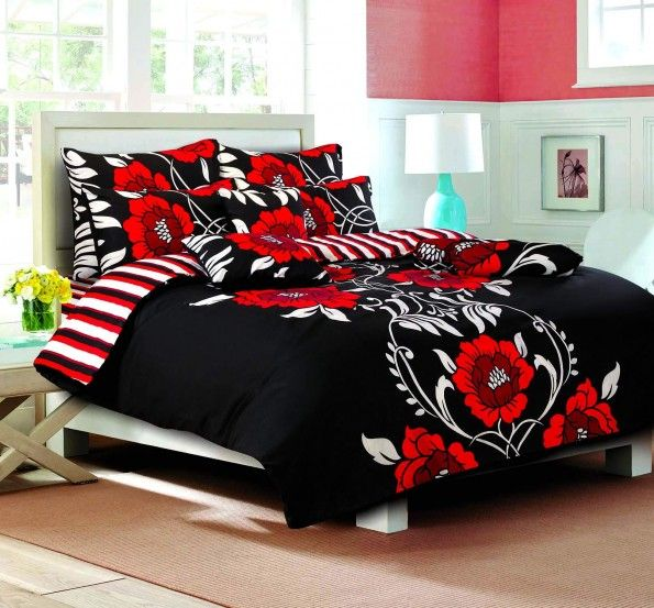 Fancy Red And Black Duvet Cover 92 On Purple And Pink Duvet Covers with Red And Black Duvet Cover