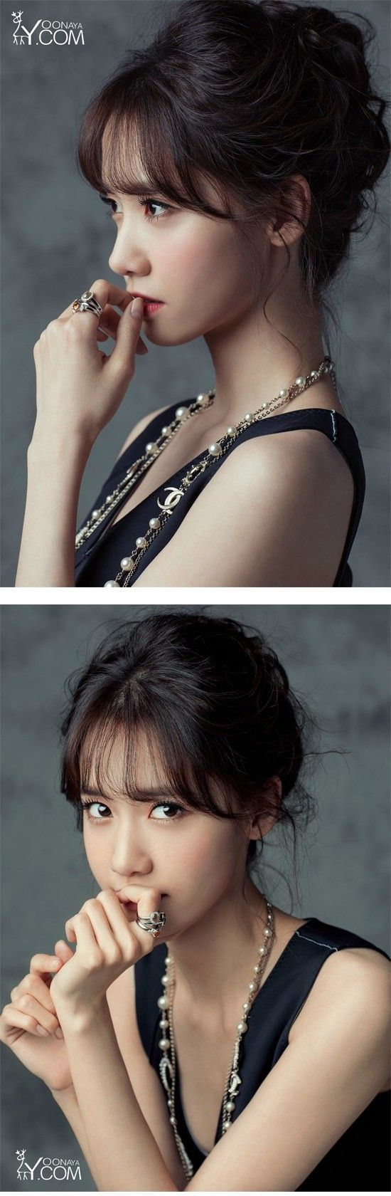 YoonA is an elegant lady for 'ELLE China' | http://www.allkpop.com/article/2015/03/yoona-is-an-elegant-lady-for-elle-china