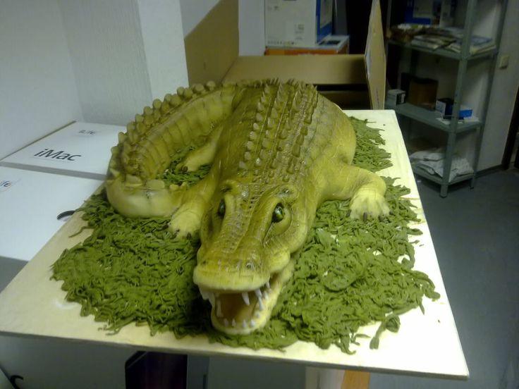 как сделать торт в виде крокодила - Поиск в Google