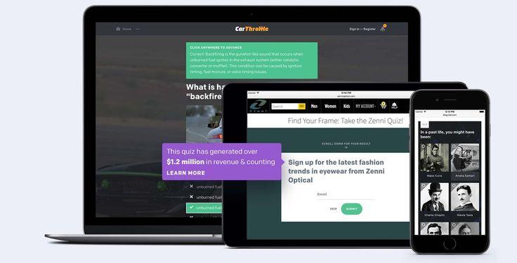 Free Online Quiz Tool - Easily Create Online Quizzes   Qzzr