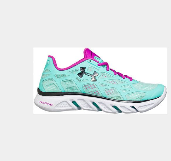 UA Spine Vice Running Shoes | Just got these fresh out of the #UnderArmour #BrandHouse and they are SIIIIIICK!! #UASpines