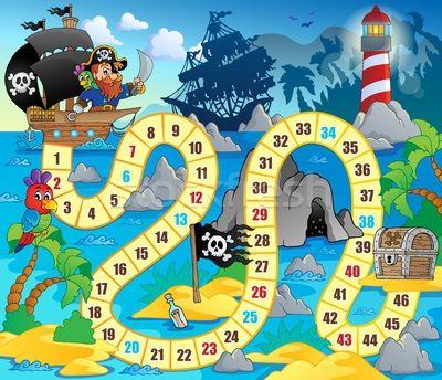 Stockfoto: Board game theme image 5