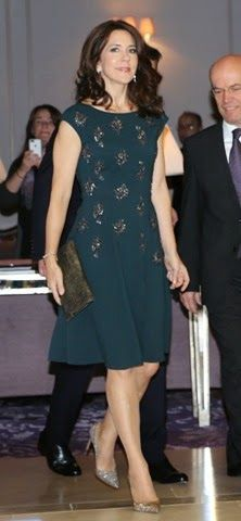... Mary, Crown Princess Mary Of Denmark, Fashion Royal, Mary Style, Cp