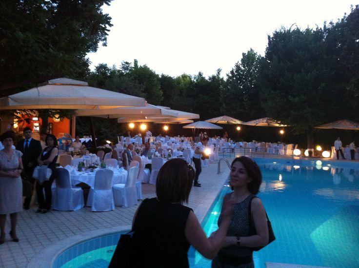 Banchetto ambasciata italiana in Armenia