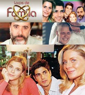 novela: laços de familia 2000