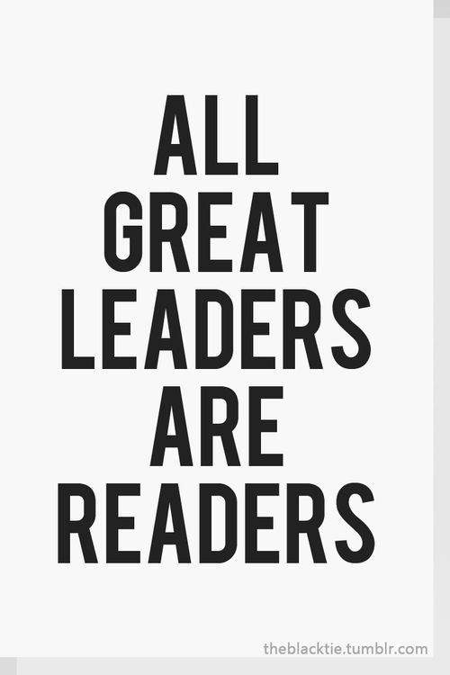 Alexander the Great, Caesar, Lincoln, FDR, Churchill, Patton, JFK ... readers, all.