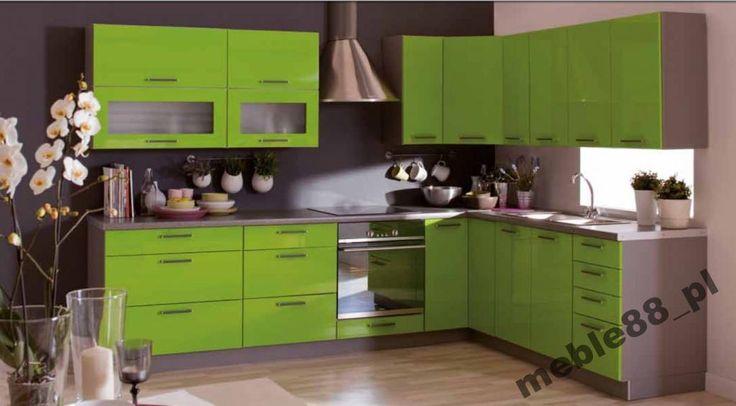 LIVIA POŁYSK skomponuj kuchnię - raty! MEBLE88 (6094915665) - Allegro.pl - Więcej niż aukcje.