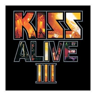 """L'album dei #Kiss intitolato """"Alive III"""" in edizione limitata di Back To Black su vinile, completamente rimasterizzato nel 2014 con copertina cartonata gatefold. Include un codice per il download digitale."""